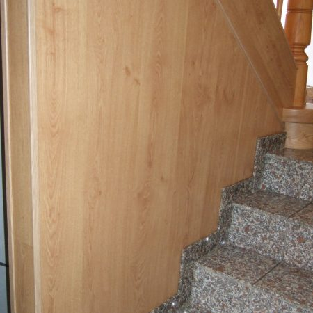 Treppenrenovierung Buseck, nachher