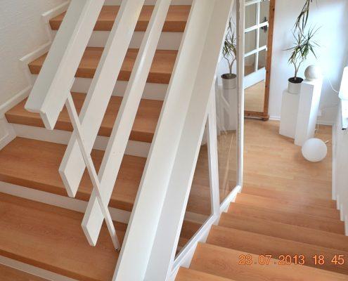 Treppen Verschönern treppe renovieren treppenhaus treppen renovierungen schran