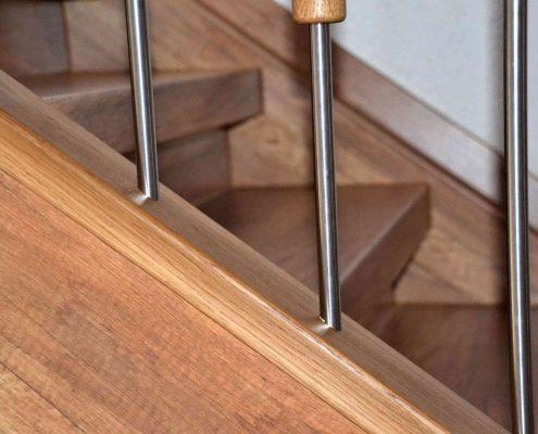 Treppenrenovierung in Fulda