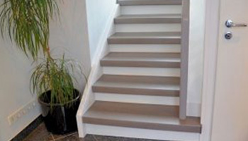 Steintreppe Erneuern treppenrenovierung treppensanierung schran