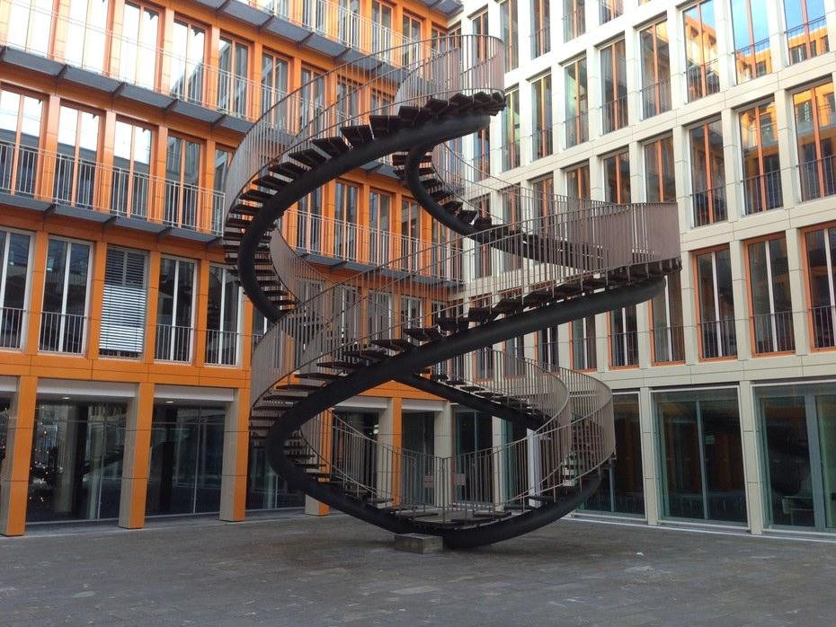 Treppen als architektonische meisterwerke fr her und heute - Architektonische meisterwerke ...