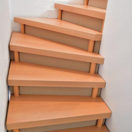 Berühmt Offene Treppe renovieren - Treppen-Renovierungen Schran RL14
