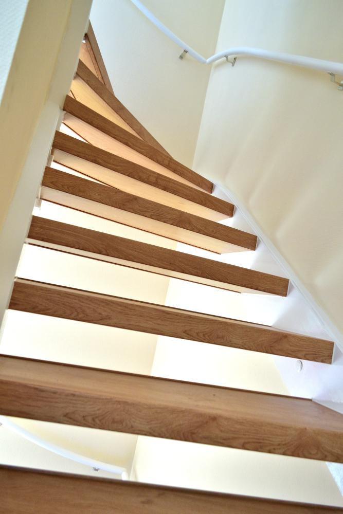 Gut gemocht Offene Treppe renovieren - Treppen-Renovierungen Schran DM69